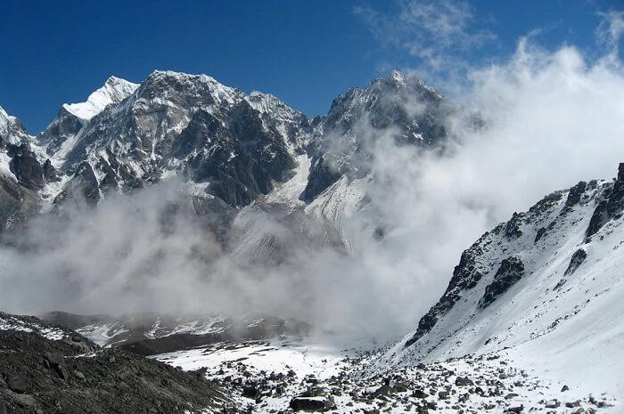A beautiful Khangchendzonga Biosphere Reserve