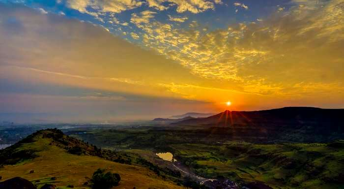 Panchgani is one of the most beautiful places to visit in Mahabaleshwar