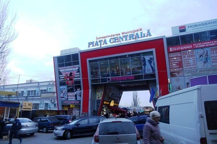 Piata Central