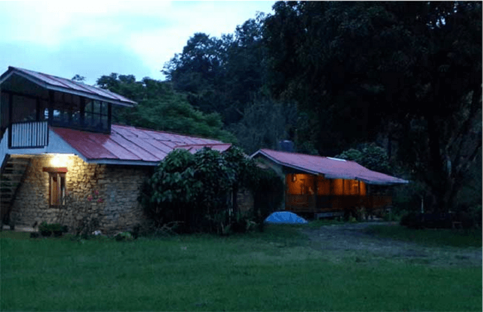 The serene Yang Sum Heritage Farm in Sikkim