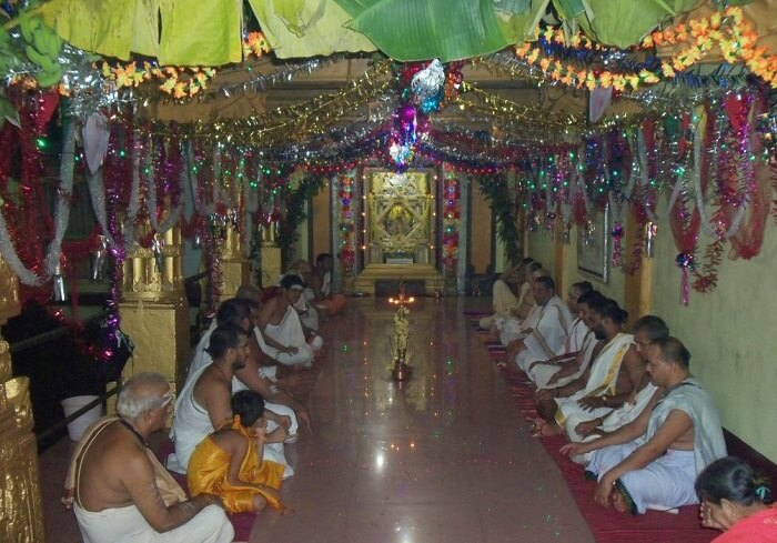 Bhushan Mahamuni Temple is one of the most religious places to visit in Mahabaleshwar