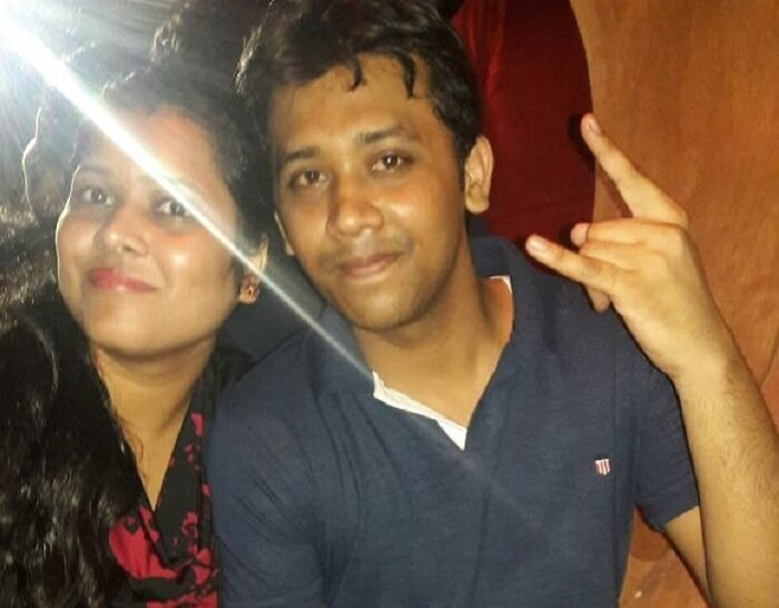 Chetan and his friends party in Goa