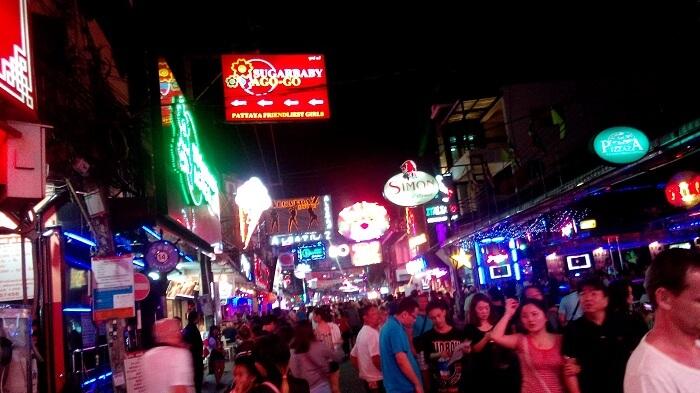 Taking pleasure in the glistening city of Phuket