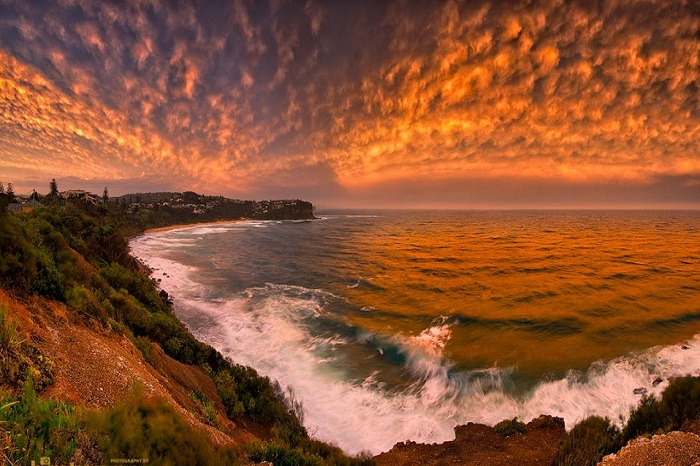 Sunrise Sydney Beaches