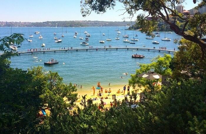 Quiet Beaches Sydney