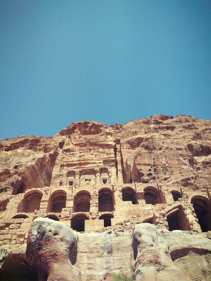 Petra Jordan travelogue