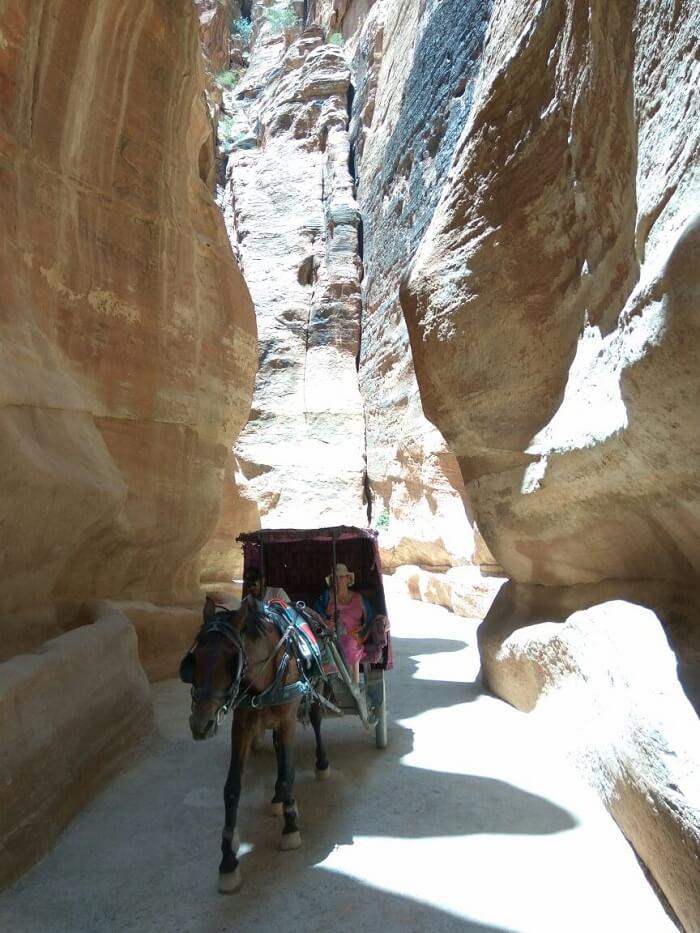 Petra entrance