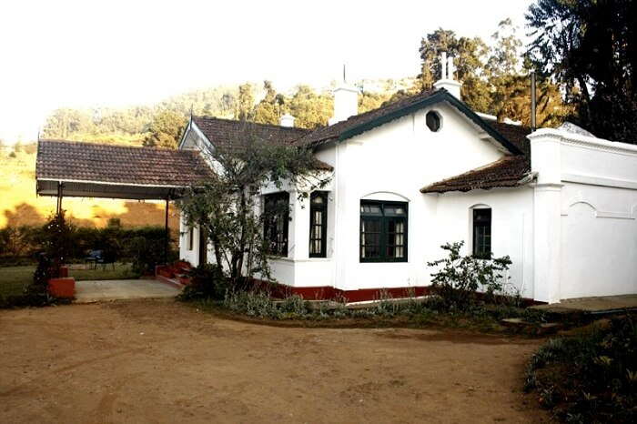 The Bungalow by Tranquilitea that is one of the finest homestays in Ooty