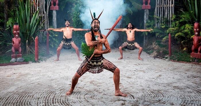 Tamaki Maori Village, New Zealand