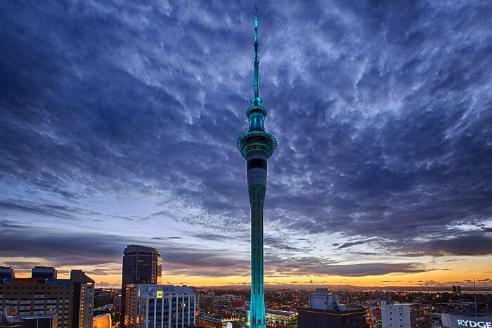 Sky Tower New Zealand