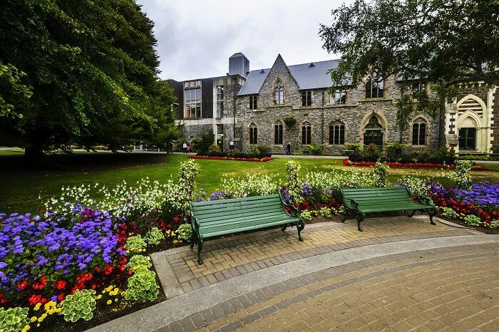 Canterbury Museum New Zealand