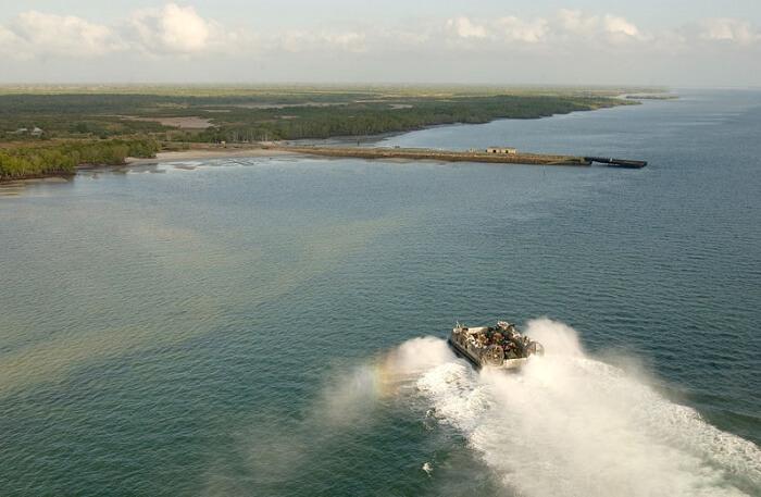 Manda Bay View
