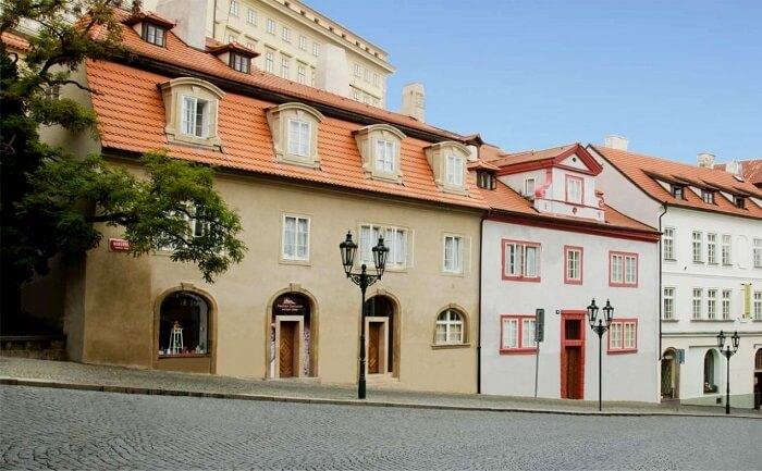 street of design hotel neruda