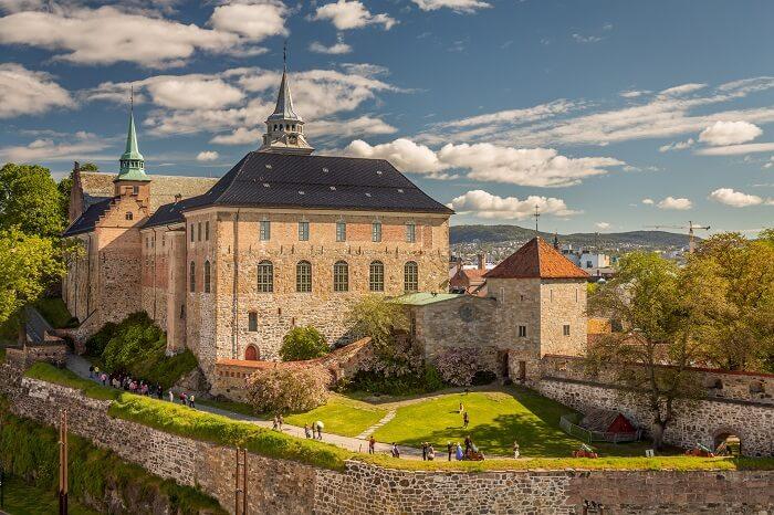 visit Akershus Fortress norway