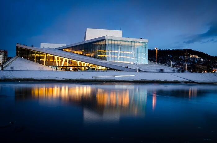 visit The Norwegian National Opera & Ballet norway