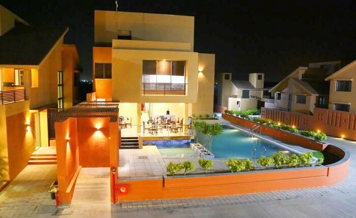 The Royal Castle Resorts Rajkot