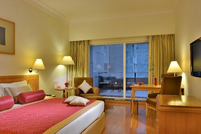 efficient hospitality and world-class amenities