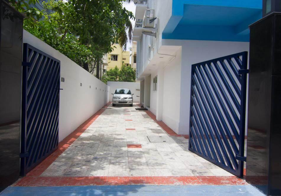 Cloud Nine homestays in Chennai