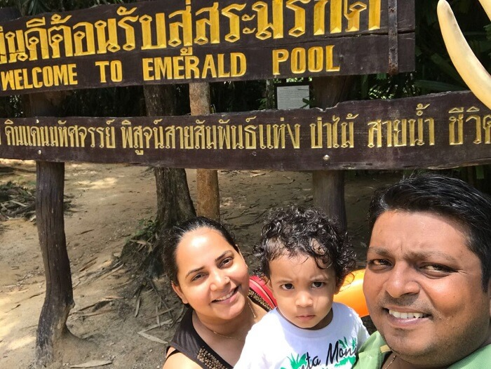 rainforest tour in krabi