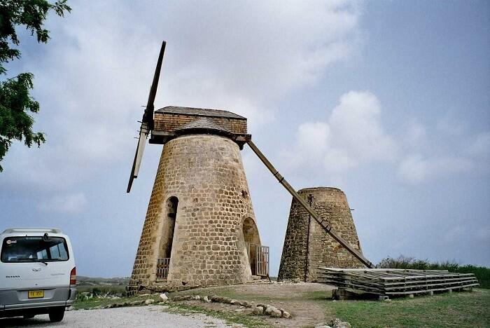 Beau Plan Sugar Mill