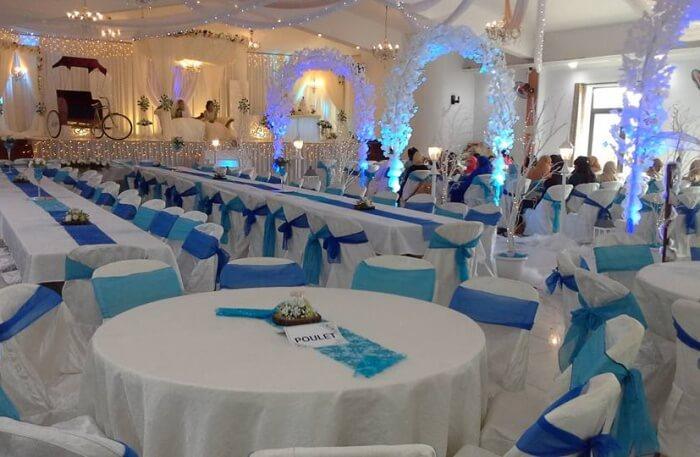 Crimson Banquet Hall