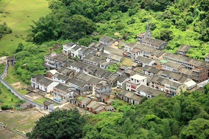 Lai Chi Wo Village