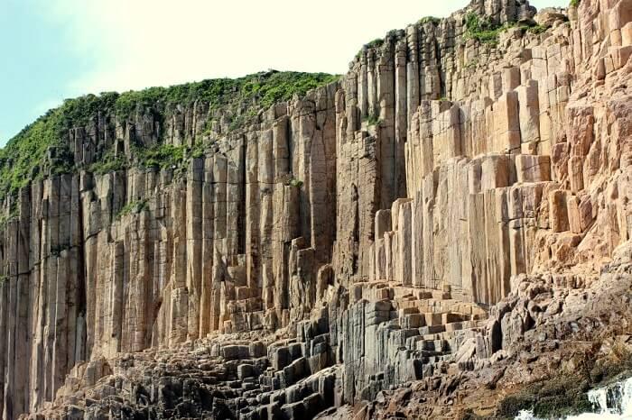 Volcanic Columns
