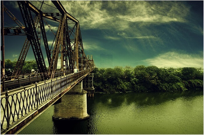 enjoy the beautiful scenery