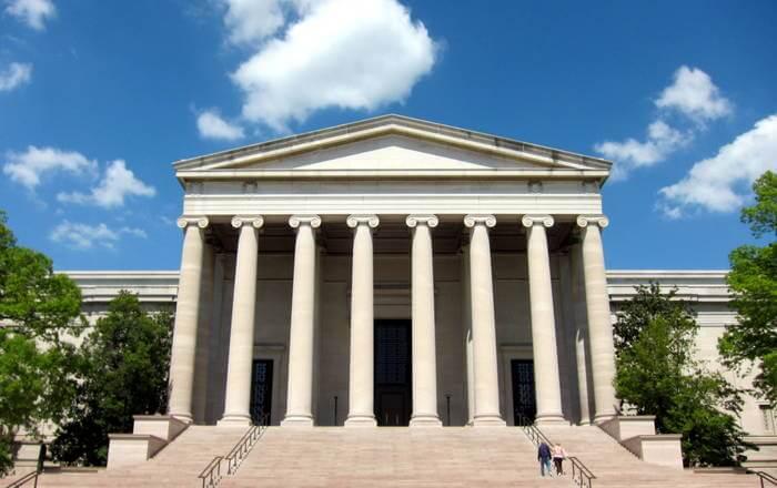 Art gallery in Washington D.C