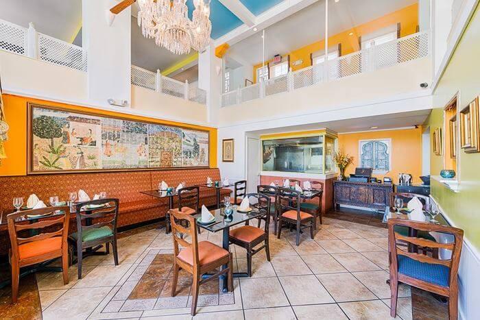 good Indian restaurants