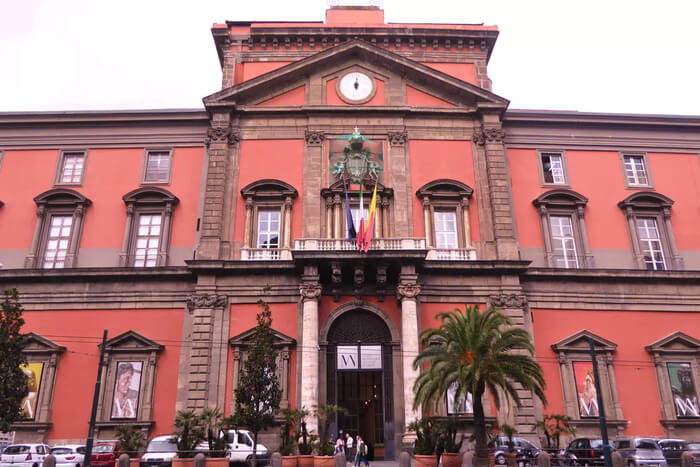 National Archeological Museum, Naples
