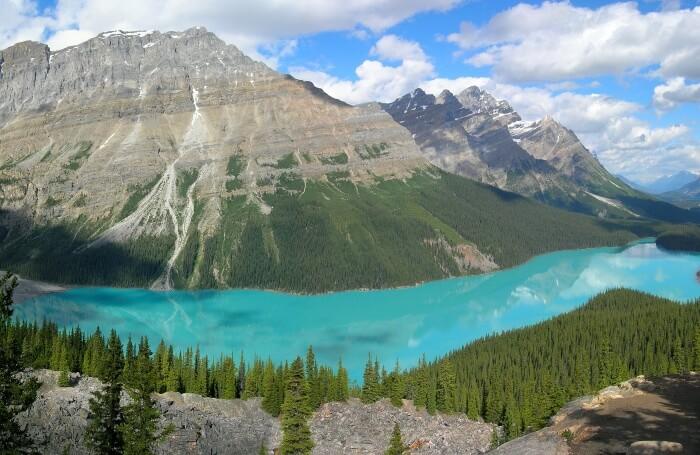 Canadian Rockies Wilderness Hike