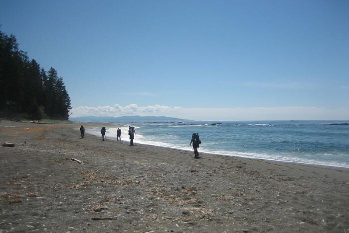 West Coast Trail to Victoria