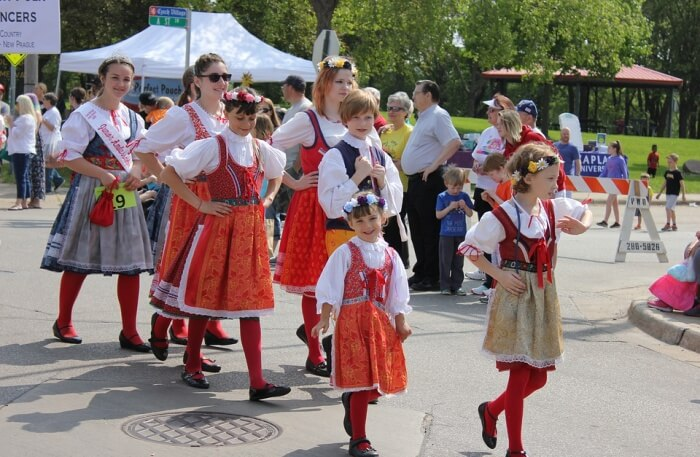 Czech Festival Celebration Party