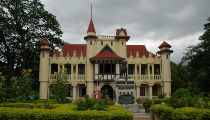 Sanam Chandra Palace in Bangkok