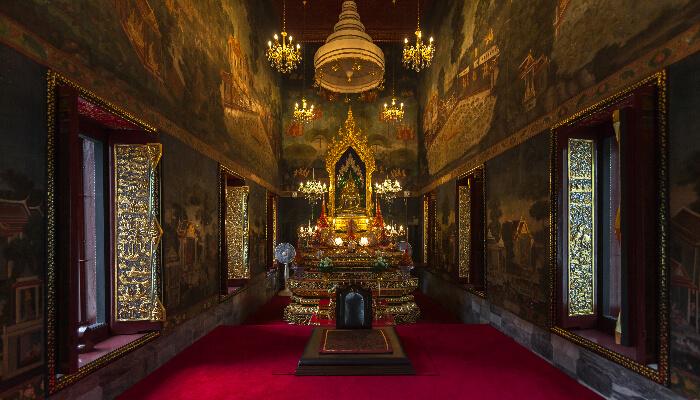 Wat Pathum in Bangkok