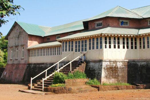 Morarji Palace in Mahabaleshwar