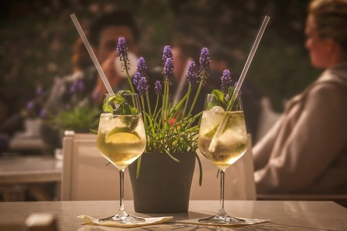 Aperitif Drinks Alcoholic Champagne Alcohol Glass