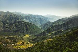 Dhanaulti mountains