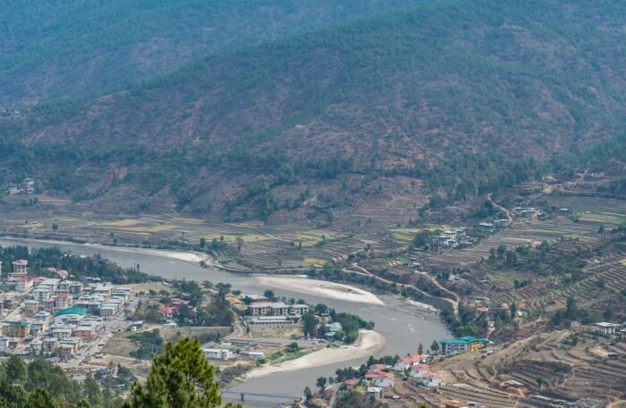 Ritsha In Punakha