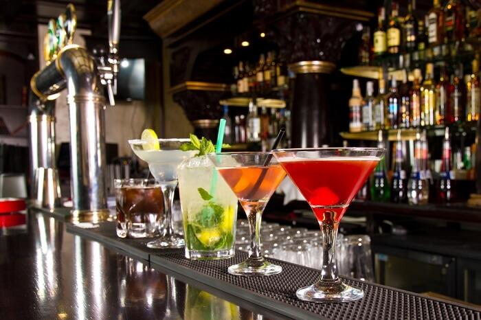 Bars Near Anson Road
