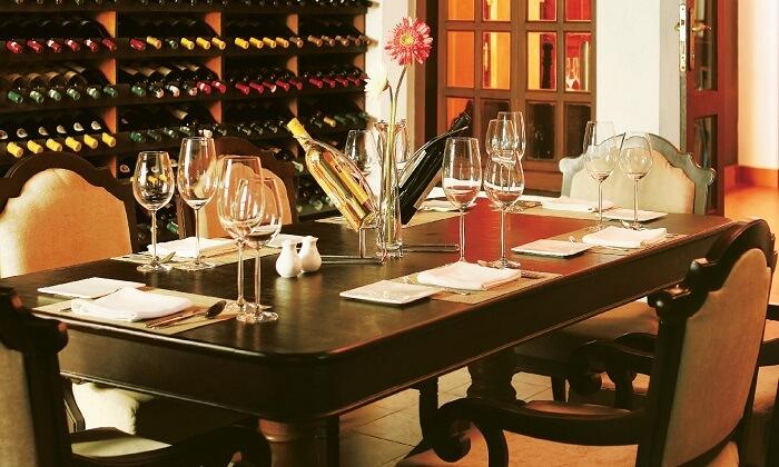 Fine Dine Restaurants in Kumarakom, Kerala