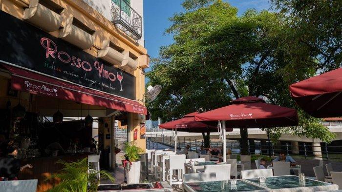 Rosso vino restaurant