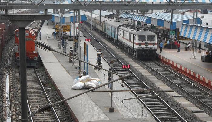 Delhi To Chennai Trains Timetable