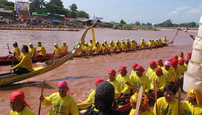 Festivals In Thailand In October