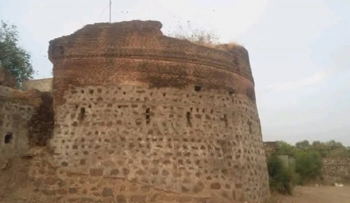 beautiful architectural of the fort