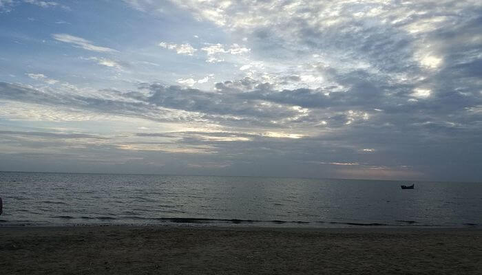 Chavakkad Beach in Coorg
