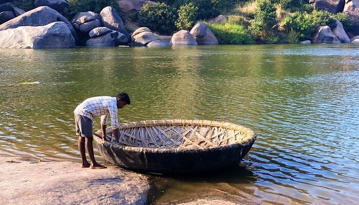 Coracle Boat Ride