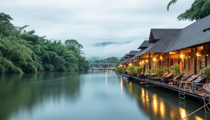Gabadi River Edge Resort