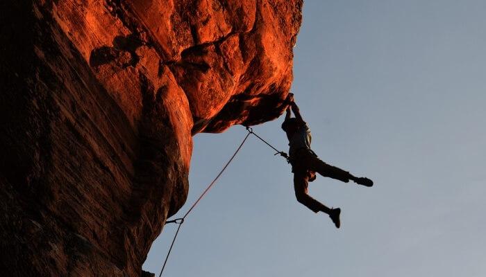 rock climbing in Matheran